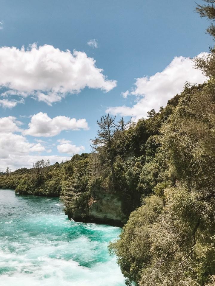 spellbound travels new zealand waterfalls