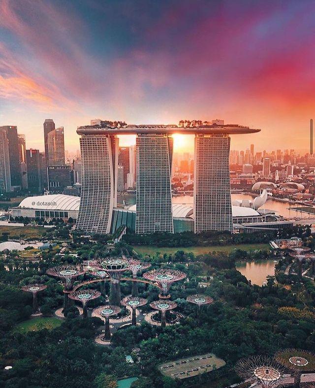 spellbound travels marina bay sands hotel singapore