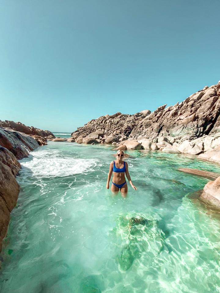 spellbound travels perth rock pools