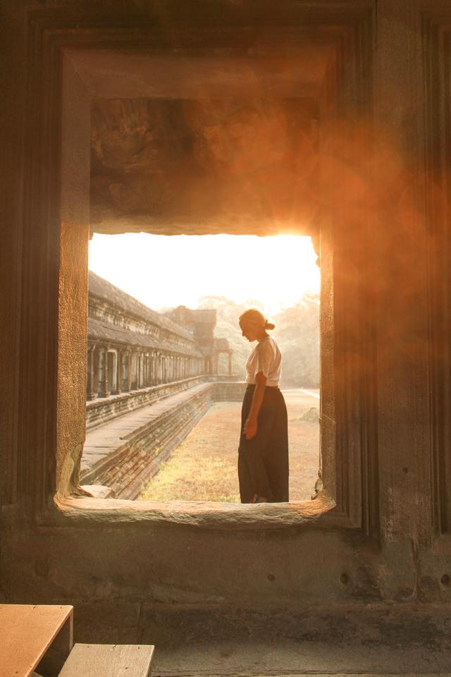 spellbound travels angkor wat siem reap view