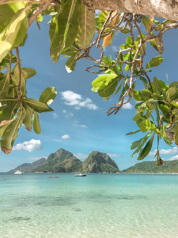 spellbound travels philippines el nido beach
