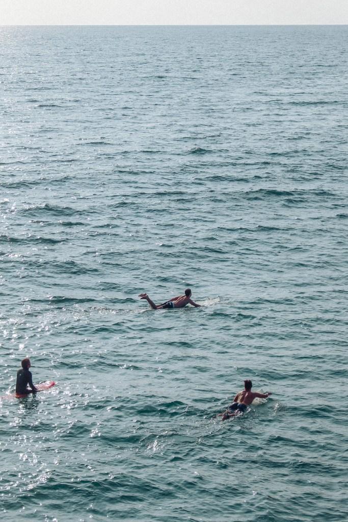spellbound travels pacific beach surfing