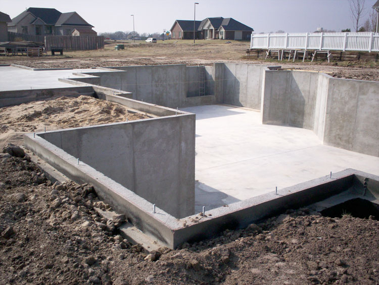 Basements and Foundations