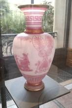 Pink Vase Petit Palais