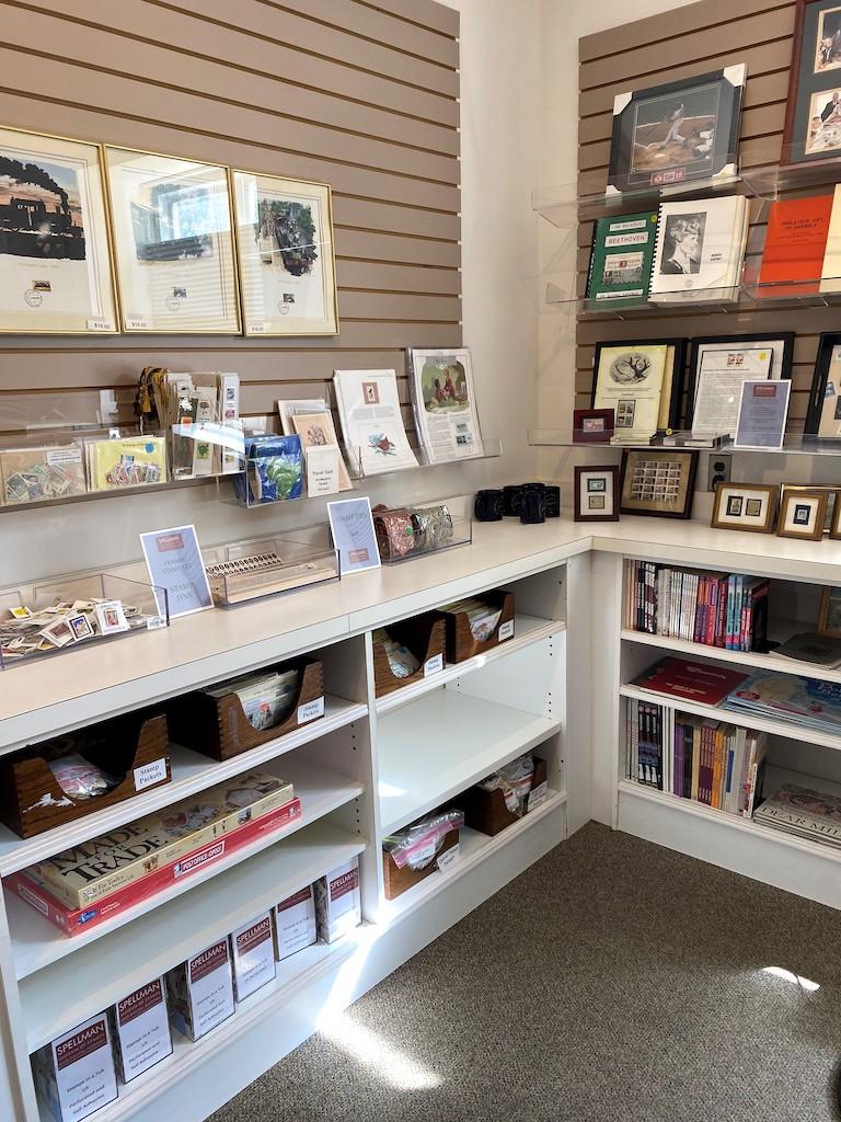 Spellman Museum Gift Shop