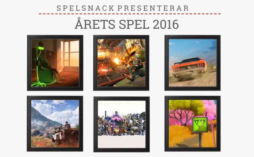Ep. 149 – Årets spel 2016