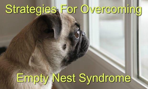 overcoming empty nest