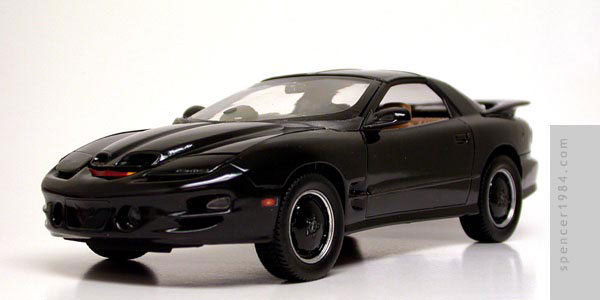 Knight Rider Turbo Boost
