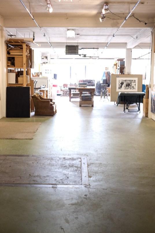 Artist's Workspace