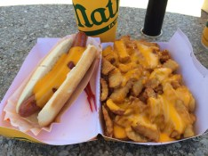 Nathans' Famous Hotdogs, Coney Island
