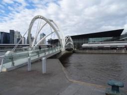Yarra River People Bridge