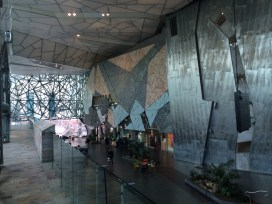 Federation Square Atrium