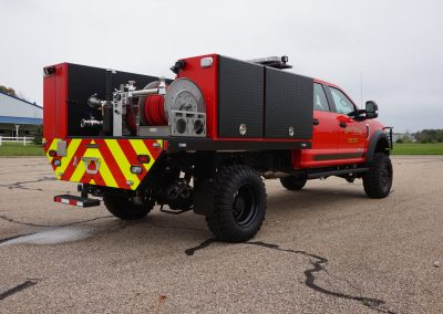 Lapaz North Township Fire Department, IN