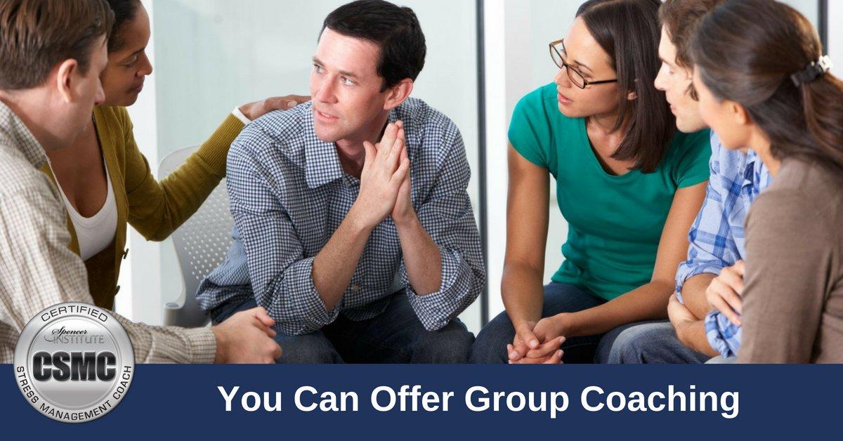 Stress Management Coach Certification Spencer Institute