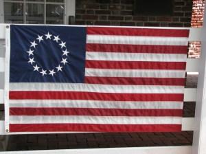 Flag historic