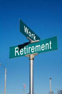 retirement crossroads