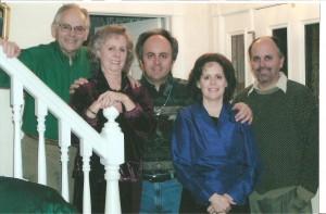 Spencer Family 2003