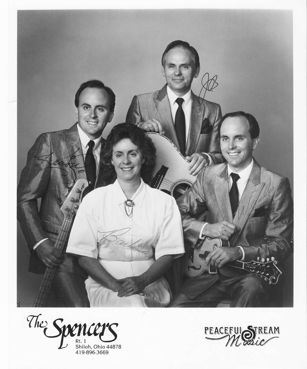 The Spencers 1987