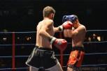 Joe Cox (Blue) vs Tommy Kohl (Red)
