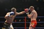 Mehdi Kadda (Blue) vs Will Jones (Red)