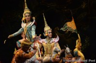 Khon Dance Performance Royal Albert Hall 375