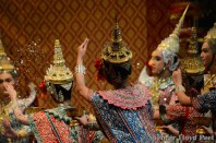 Khon Dance Performance Royal Albert Hall 444