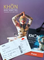 Khon Dance Performance Royal Albert Hall 474