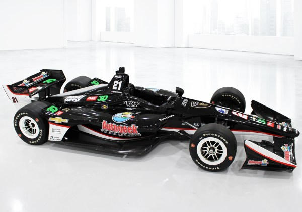 Autogeek.com to Sponsor Spencer Pigot at Firestone Grand Prix of St. Petersburg