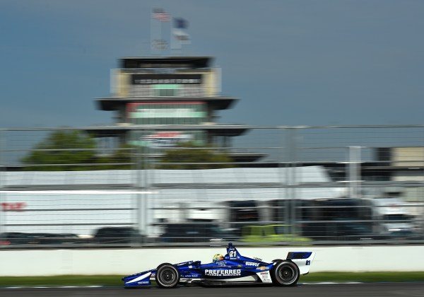 Pigot Perseveres To Finish INDYCAR Grand Prix After Lap 1 Contact
