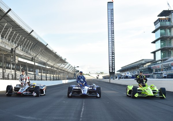 Front Row Start for Pigot in the 2019 Indianapolis 500