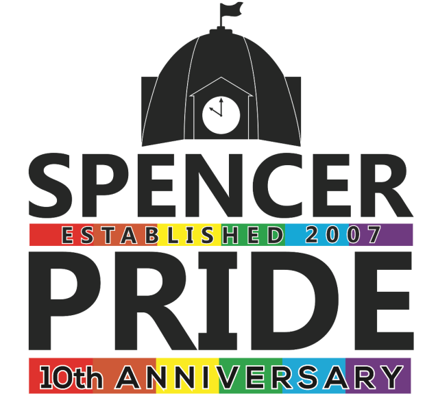 Spencer pride festival spencer pride