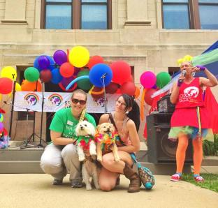 Pet Parade Helped Make 2015 Festival a Big Success!