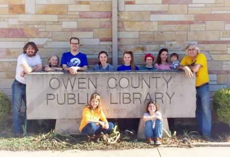 OCPL Volunteering
