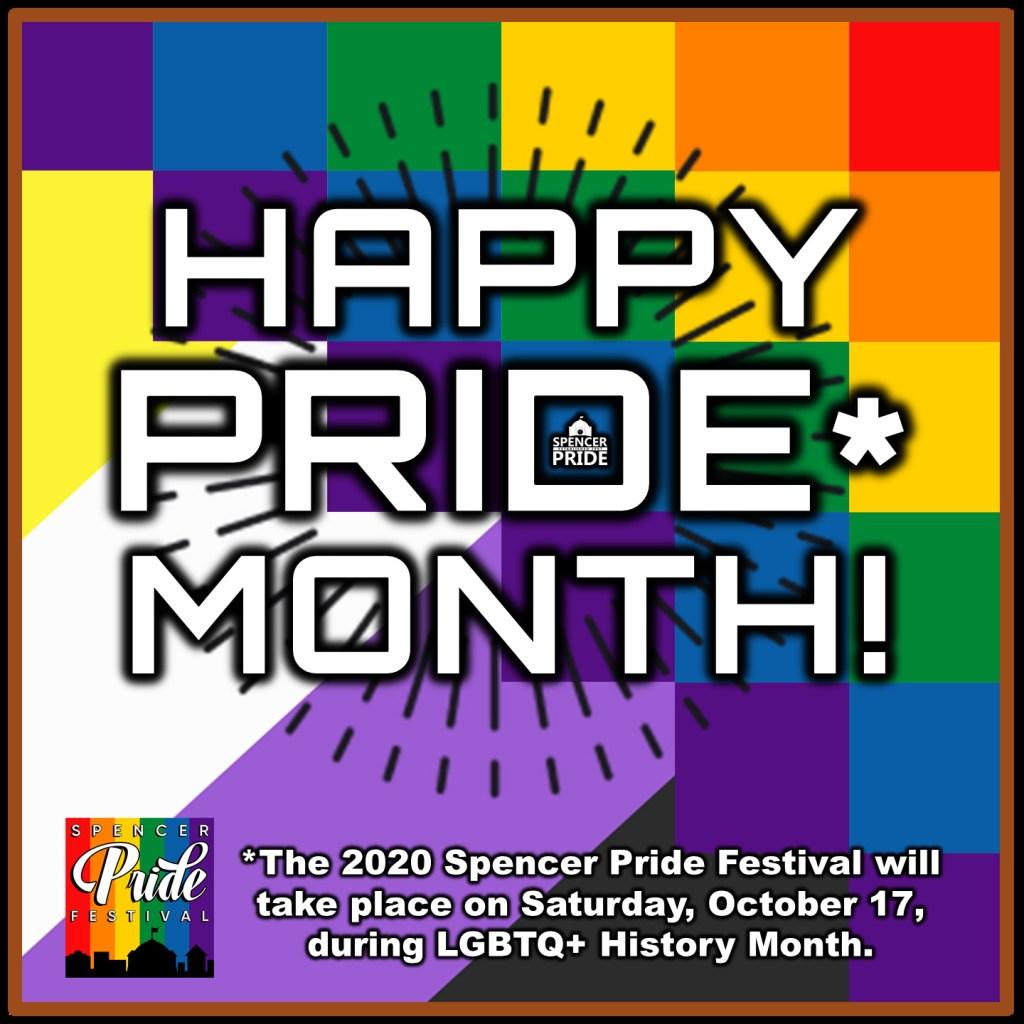 Happy Pride Month - Non-Binary