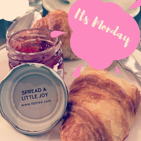 Good Morning Monday please be kind! - Yesterday was #blogonmsi I've a suitcase full of goodies to unpack. Breakfast and school run first!! ##blogger #vlogger #monday #itsmonday #cuppa