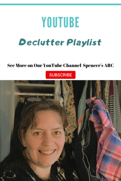 declutter link Living more consciously and simply to improve mental health