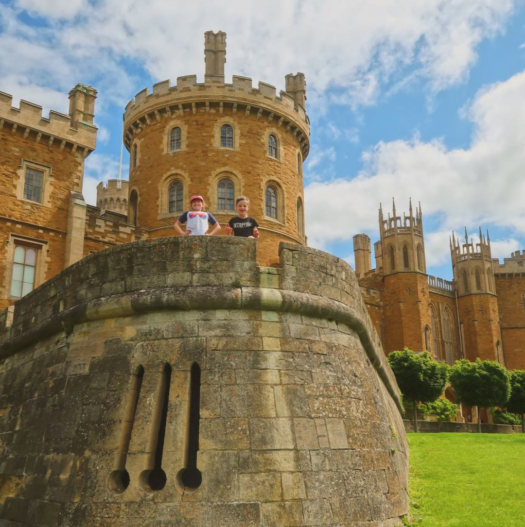 belvoir castle,