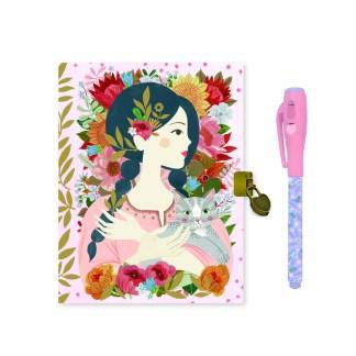 Djeco Secret Diary with Magic Pen – Oana