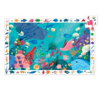 Djeco Observation Puzzle – Aquatic