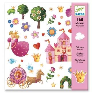 Djeco Stickers – Princess Marguerite