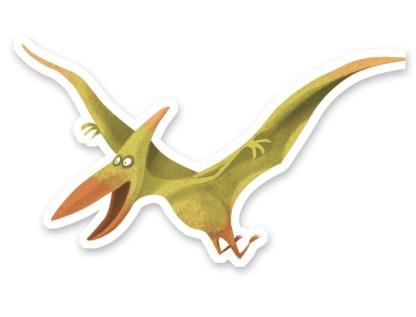Djeco Stickers – Dinosaurs