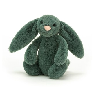 Jellycat Bashful Forest Bunny – Small