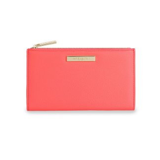Katie Loxton Alise Fold-Out Purse – Coral