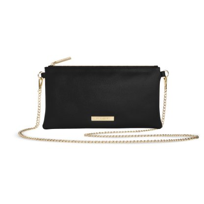 Katie Loxton Freya Crossbody Bag – Black