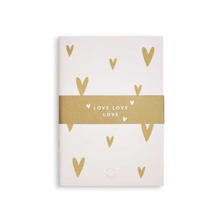 Katie Loxton Duo Pack Notebooks – Pink and Gold