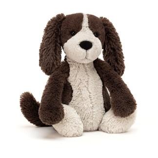 Jellycat Bashful Fudge Puppy – Medium
