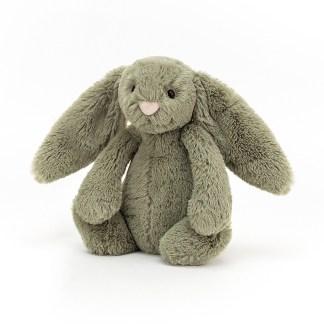 Jellycat Bashful Fern Bunny – Small