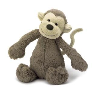 Jellycat Bashful Monkey – Small