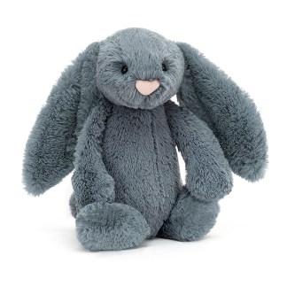 Jellycat Blossom Dusky Blue Bunny – Small