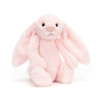 Jellycat Bashful Pink Bunny – Medium